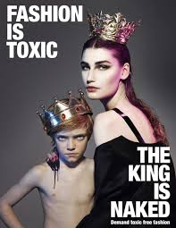 Greenpeace King and Queen