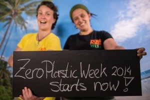 zero plastic week day 1