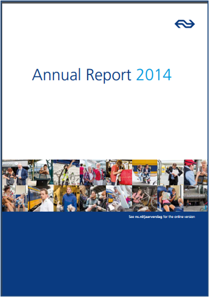 NS annual report 2014