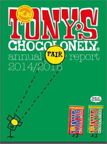 Tonys report cover