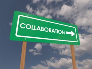 Collaboration-sign